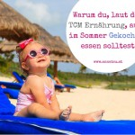 TCM Ernährung Sommer - TCM Ernährungsberatung - Shiatsu - Anna Reschreiter