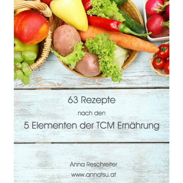 eBook 63 Rezepte TCM