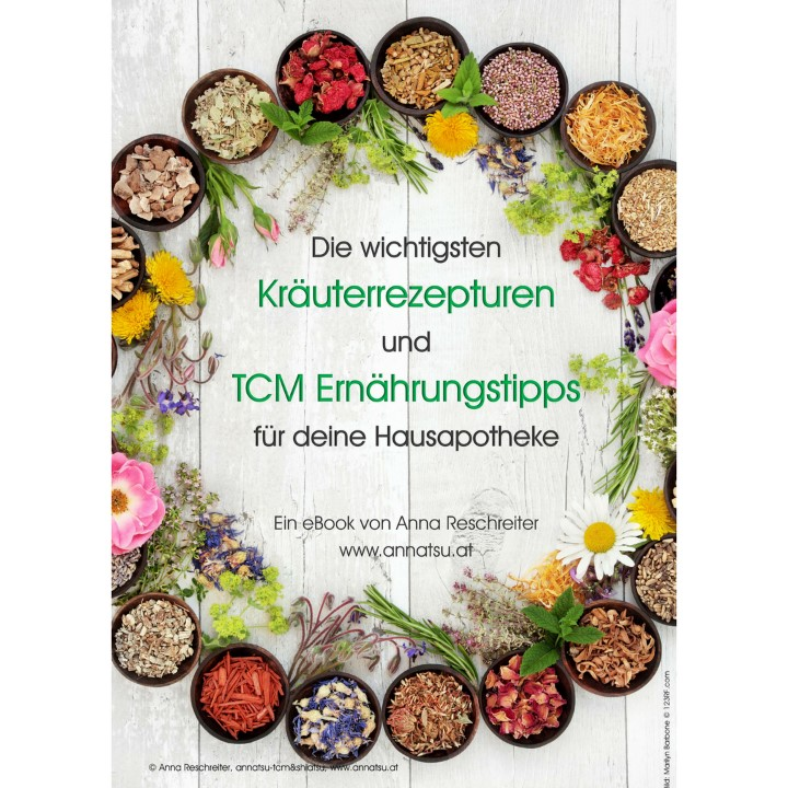eBook Hausapotheke TCM
