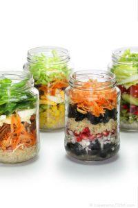 Rezept Herzhafter Dinkelsalat mit Gemüse - TCM Ernährung - TCM Ernährungsberatung - Anna Reschreiter