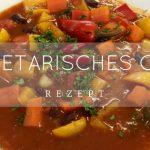 TCM Rezept - Vegetarisches Chili - TCM Ernährung - TCM Ernährungsberatung Wien - Anna Reschreiter