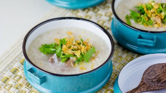 Congee - Reissuppe - TCM Ernährung - 5 Elemente Küche - TCM Ernährungsberatung Wien - Anna Reschreiter