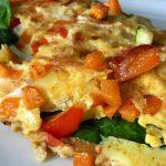 Rezept Omelette - TCM Ernährung - 5 Elemente Küche - TCM Ernährungsberatung Wien - Anna Reschreiter