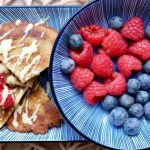 Rezept Pancakes aus Suppe TCM - TCM Ernährung - 5 Elemente Küche - TCM Ernährungsberatung Wien - Anna Reschreiter