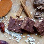Rezept Brownies aus Süßkartoffeln - Süßkartoffelbrownies - TCM Ernährung - 5 Elemente Küche - TCM Ernährungsberatung Wien - Anna Reschreiter