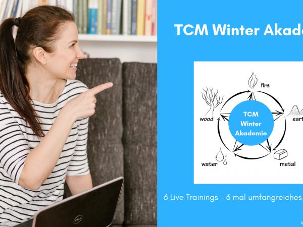 TCM Winter Akademie - TCM Ernährung - 5 Elemente Küche - TCM Ernährungsberatung Wien - Anna Reschreiter