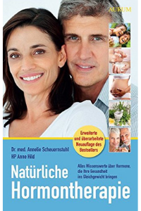 Natürliche Hormontherapie - Buchempfehlung Anna Reschreiter - annatsu