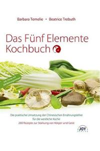 Das Fünf Elemente Kochbuch - Buchempfehlung Anna Reschreiter - annatsu