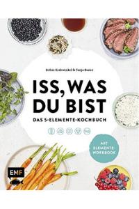 Iss, was du bist - Buchempfehlung Anna Reschreiter - annatsu