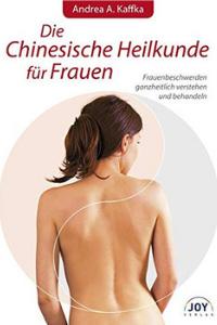 Buch Die Chinesische Heilkunde für Frauen - Buchempfehlung Anna Reschreiter - annatsu