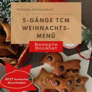 5-Gänge TCM Weihnachtsmenü - Rezepte - TCM Rezept - 5 Elemente - TCM Ernährung - Anna Reschreiter - annatsu