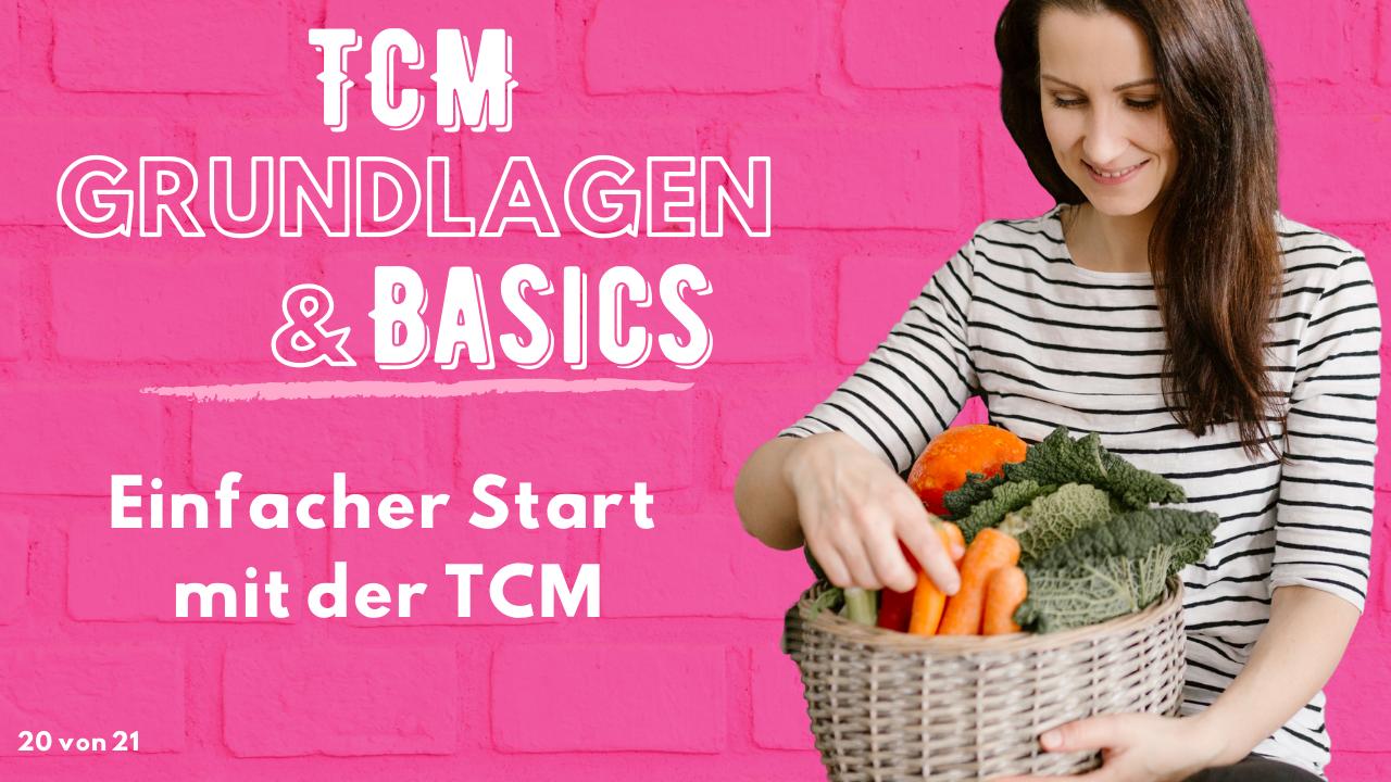 Einfacher Start mit der TCM - Stärke deine Mitte - Traditionelle Chinesische Medizin - Grundlagen TCM - Basics TCM - 5 Elemente - Fünf Elemente - TCM Ernährung - Ernährungsumstellung - Anna Reschreiter - annatsu