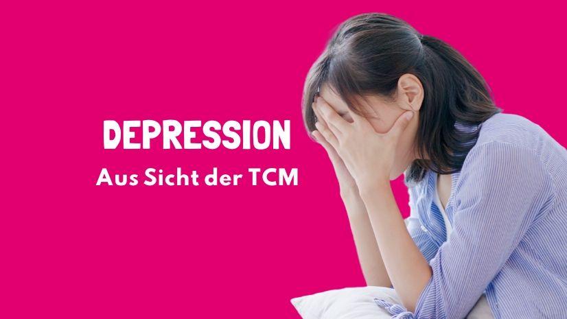Depressionen - depressive Verstimmung - TCM - Traditionelle Chinesische Medizin - TCM Ernährung - 5 Elemente - Yin und Yang - geistiges Wohlbefinden mit TCM - Ernährungsumstellung - Anna Reschreiter - annatsu